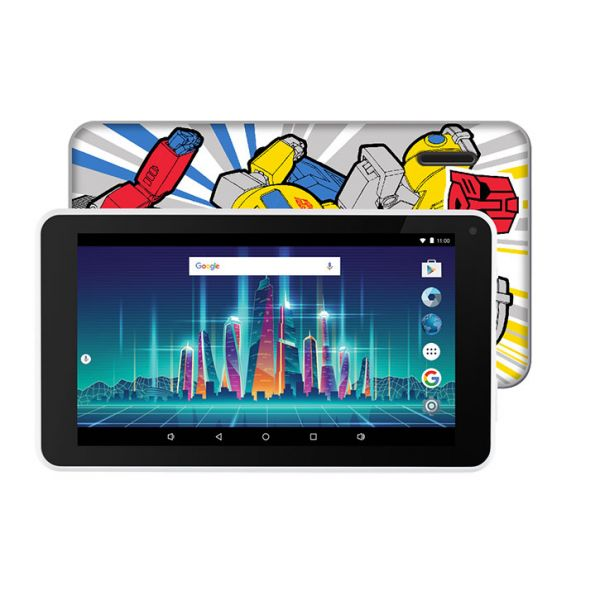 Tablet 7 Themed Transformers 8GB (Inclui Capa) - eSTAR MID7388-TR