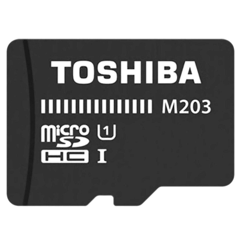 Cartão de Memória Micro SDXC 32GB + Adaptador SD - TOSHIBA