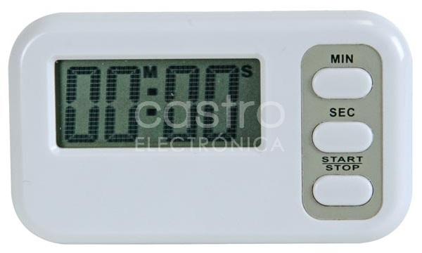 Temporizador Decrescente (Conta para Trás) c/ Alarme - VELLEMAN