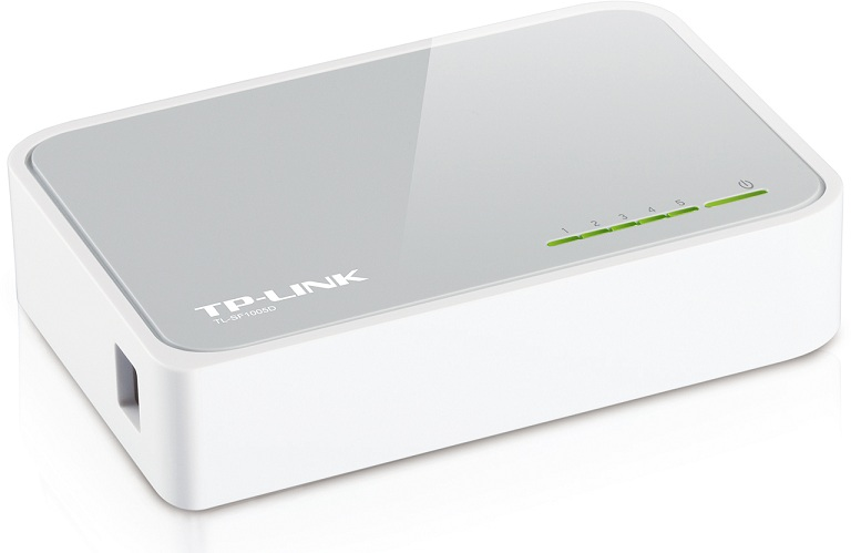 Switch 5P 10/100Mbps - TP-LINK