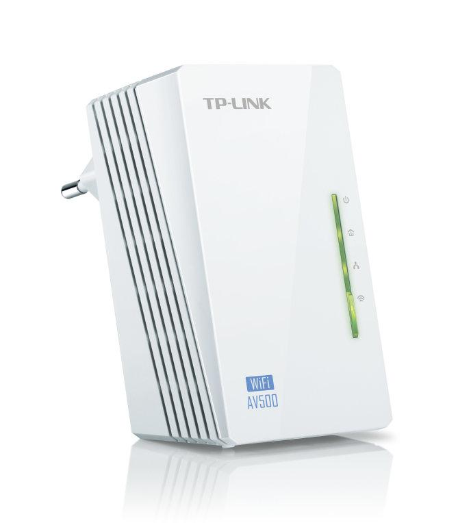 PowerLine AV500 Wireless 300Mbs - TP-LINK