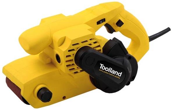 Lixadora Eléctrica de Cinta 220V 900W (SEMI-PROFISSIONAL) - Toolland