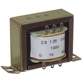 Transformador de Linha 100V p/ Colunas