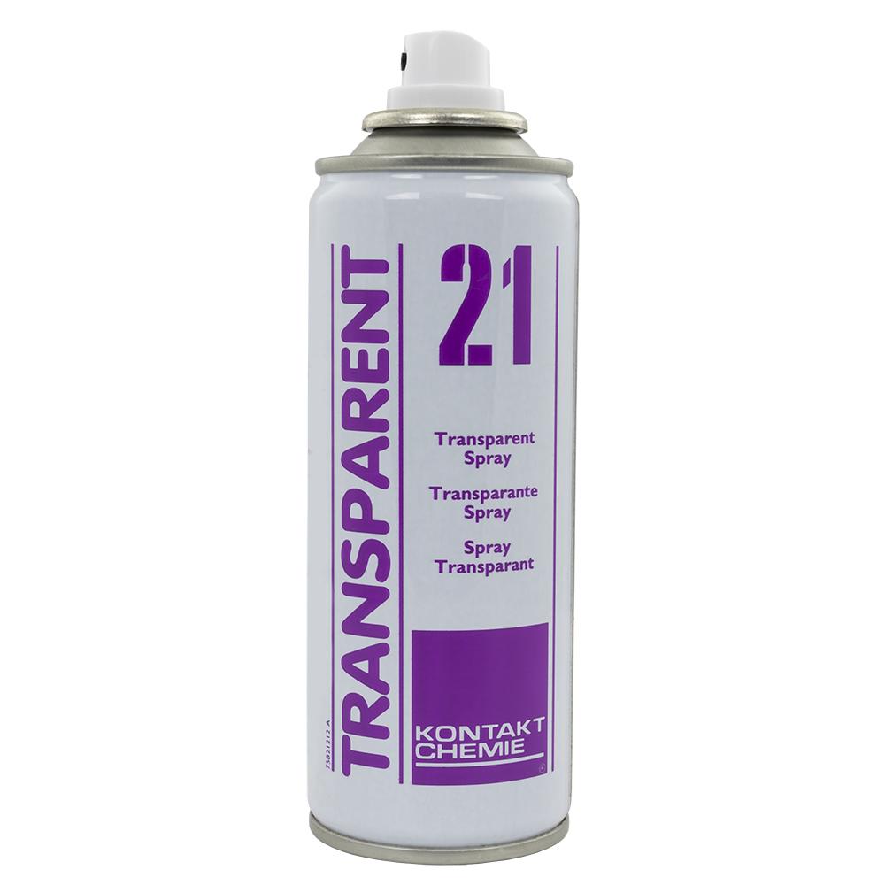 Spray p/ Preparação Placas Circuito Impresso (Luz UV) 200ml - TRANSPARENT 21