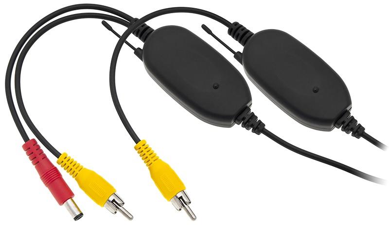 Transmissor de Imagem Analógica 420TVL (100mts) p/ Automóvel - ProFTC