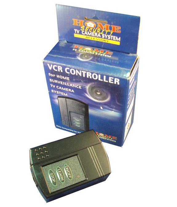 Controlador Gravação VCR p/ Camara de Vigilância