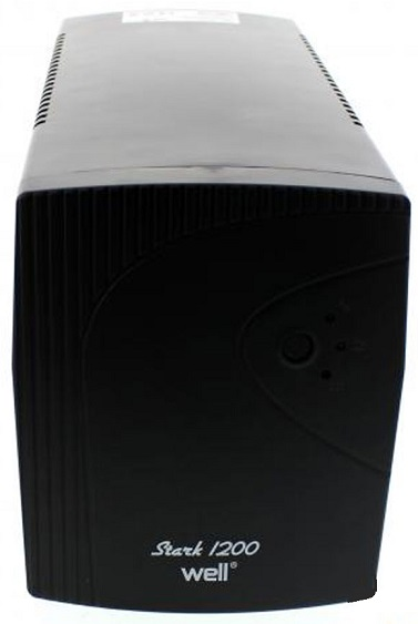 UPS Interactiva 1200VA / 720W - WELL