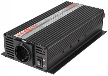 Conversor 24V -> 220V 1000W - KEMOT