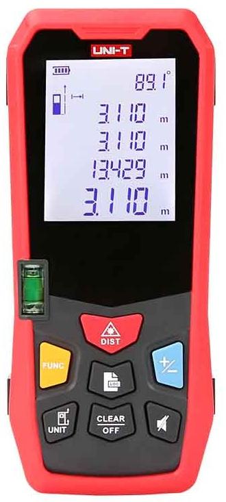Medidor de Distâncias a Laser 2 (100 mts) - UNI-T