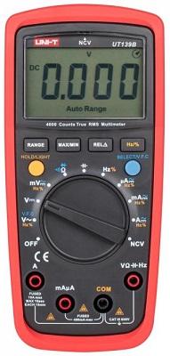 Multímetro Digital Escala Automática - UNI-T