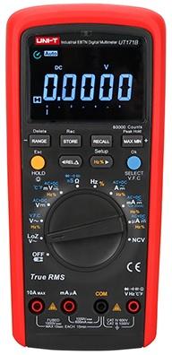 Multimetro Digital Industrial True RMS - UNI-T