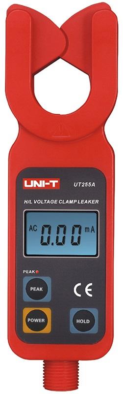 Pinça Amperímétrica Digital Alta Tensão AC 600A (0V ~ 69kV) - UNI-T