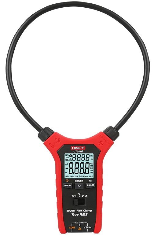 Multímetro c/ Abraçadeira Flexível True RMS - UNI-T