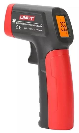 Termómetro Digital por Infra-Vermelhos - UNI-T UT300A+