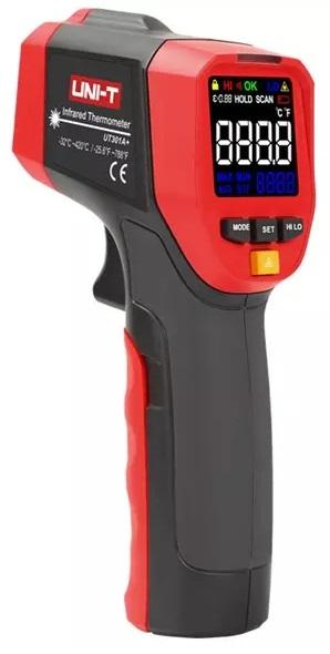 Termómetro Digital por Infra-Vermelhos - UNI-T