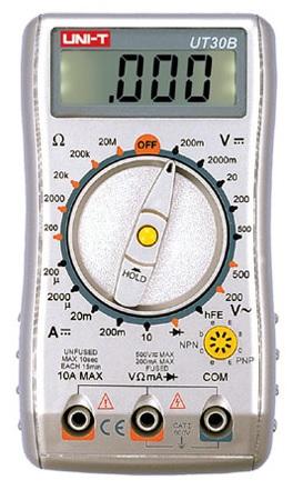 Multimetro Mini Digital - UNI-T