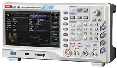Gerador de Funções 2 Canais USB 160MHz - UNI-T