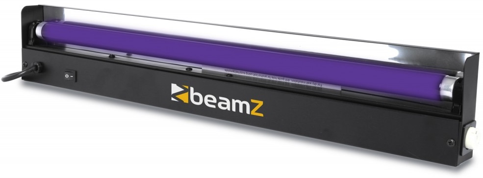 Lampada UV Luz Negra (60cm) 20W + Suporte - beamZ