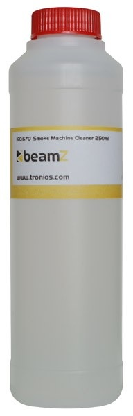 Líquido de Limpeza p/ Máquina de Fumos (250ml) - beamZ