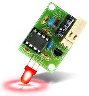 Módulo Analisador p/ Bateria de Automóvel 12VDC - VELLEMAN