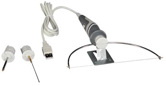 Cortador de Espuma USB 5W 3-EM-1 (2 Posições) - VELLEMAN