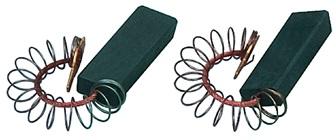 Escovas Carvão AEG 12,5 x 6,3 x 36 mm (Par)