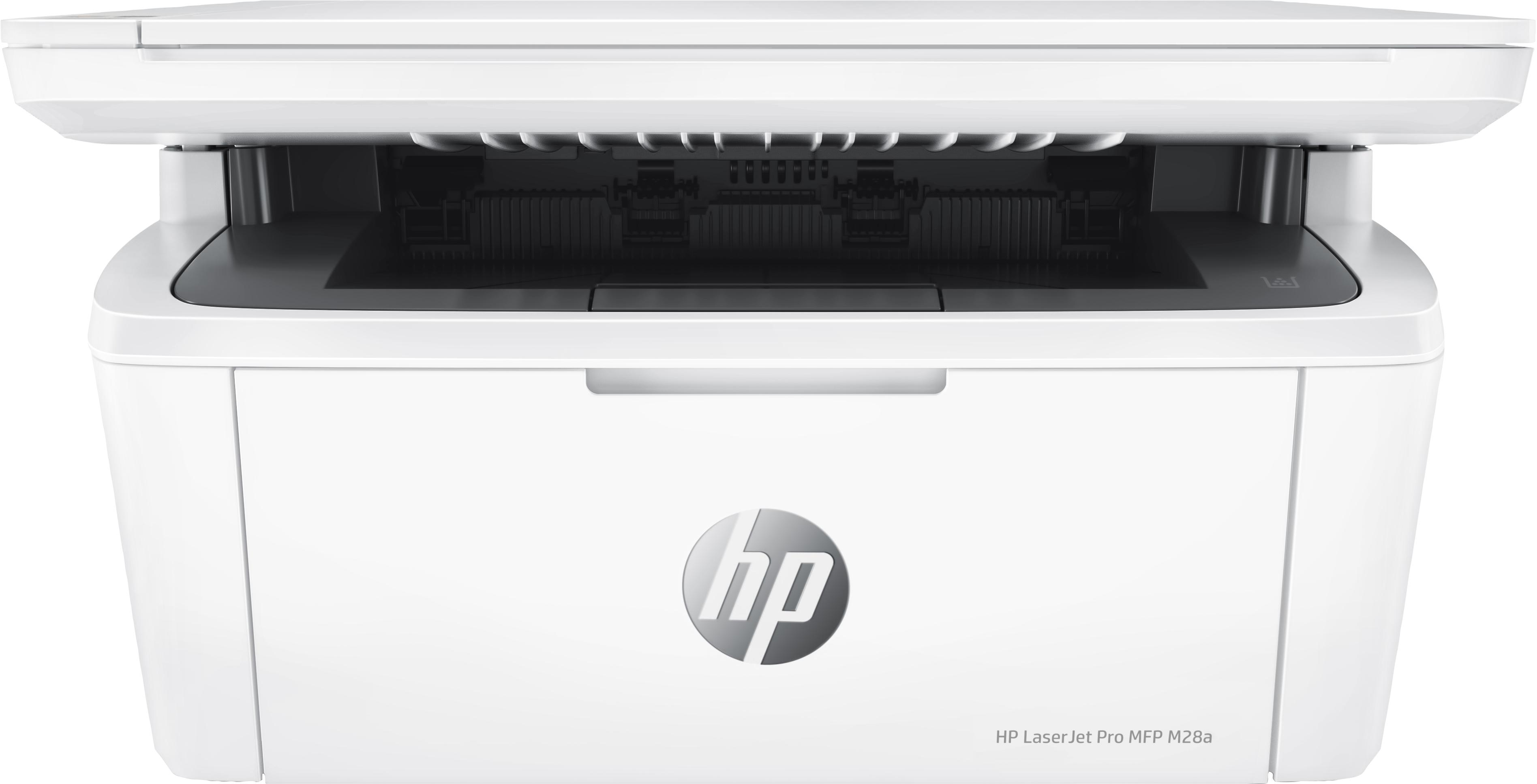Impressora Multifunções LaserJet Pro MFP M28A - HP