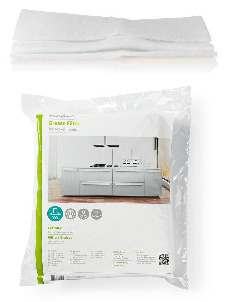 Filtro Universal p/ Exaustor - NEDIS
