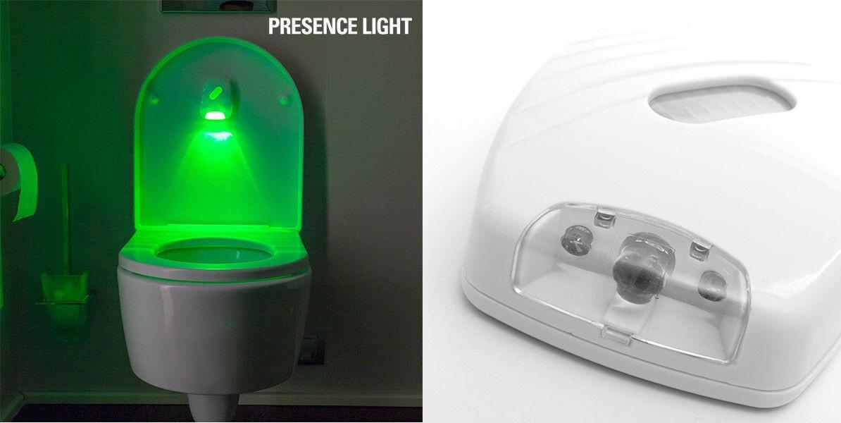 Iluminação LED p/ Sanita com Sensor de Movimento - ProFTC