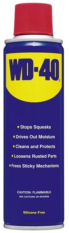 Spray Multiusos 240ml - WD-40