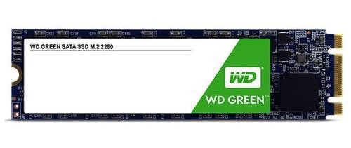 Disco SSD M2 240GB Serial ATA III - Western Digital Green