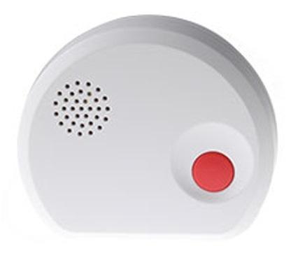 Sensor de Inundação Água s/ Fios p/ Alarmes SA & Q Series - BLAUPUNKT WS-S1