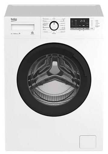 Máquina de Lavar Roupa 7KG 1200rpm A+++ (Branco) - BEKO