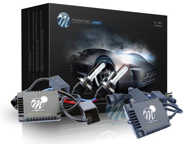 Kit Xenon CANBUS (SLIM) H11 12V 35W 6000K