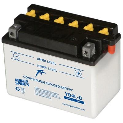 Bateria PB p/ Mota 12V 4Ah Alta Performance
