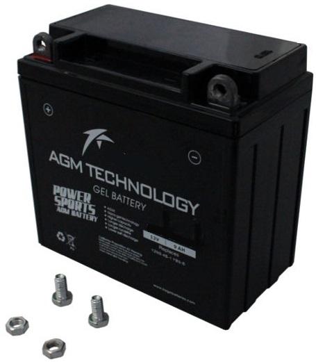 Bateria GEL p/ Mota 12V 9Ah