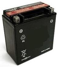 Bateria GEL p/ Mota 12V 14Ah - ProFTC
