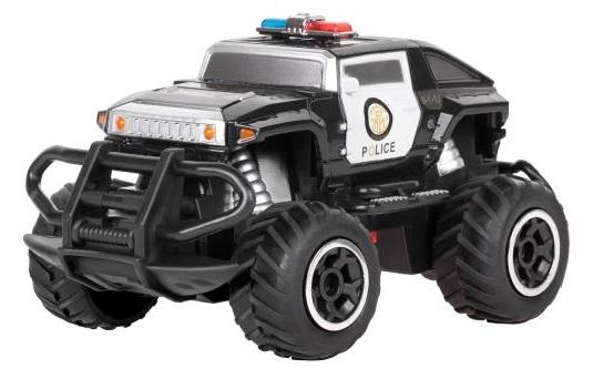 Carro RC c/ Controlo Remoto (Polícia) - REBEL