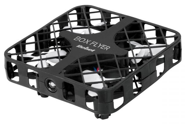 Mini Drone Box Flyer - REBEL