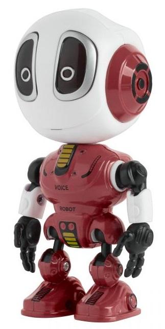 Robô Voice (Vermelho) - REBEL
