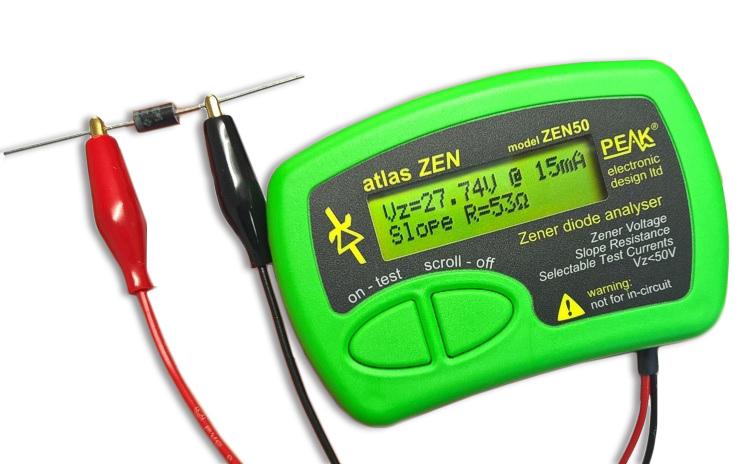 Analisador de Diodos ZEN50