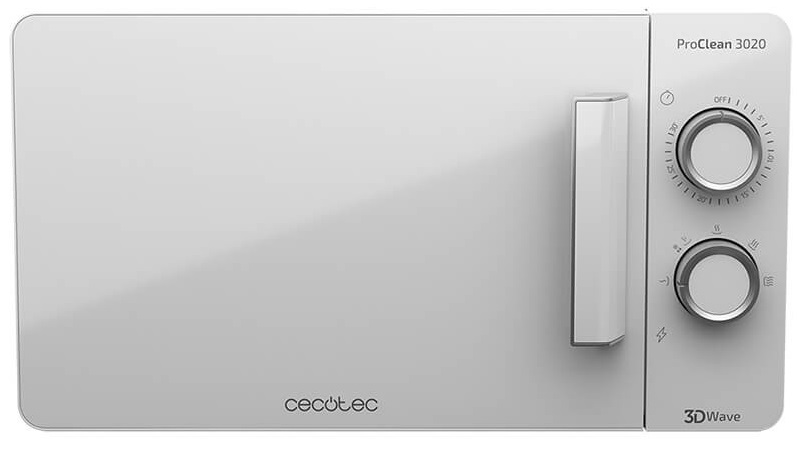 Microondas ProClean 3020 700W 20L - CECOTEC