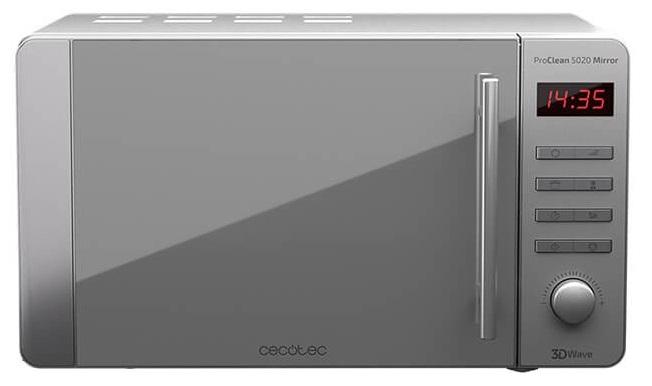 Microondas ProClean 5020 Mirrow 700W 20L - CECOTEC