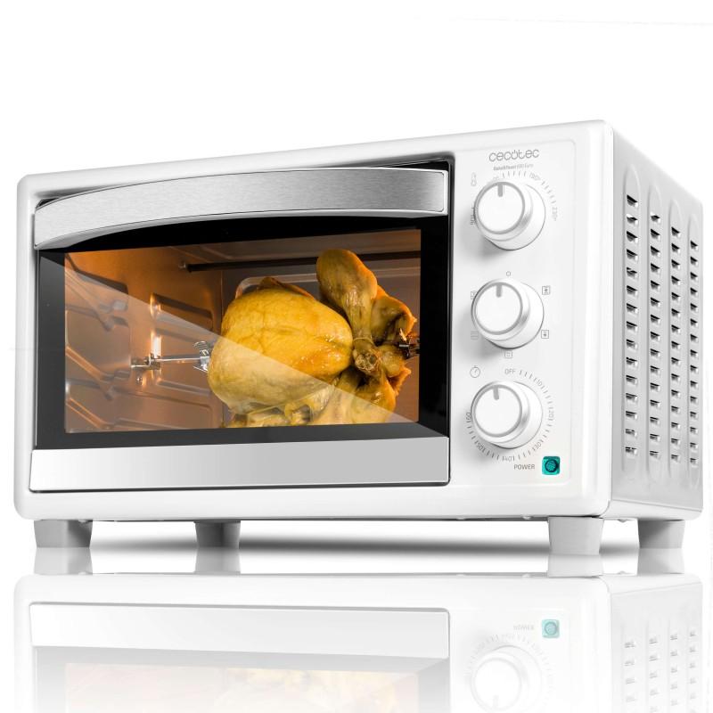 Mini Forno Bake&Toast 690 Gyro 1500W 30L - CECOTEC