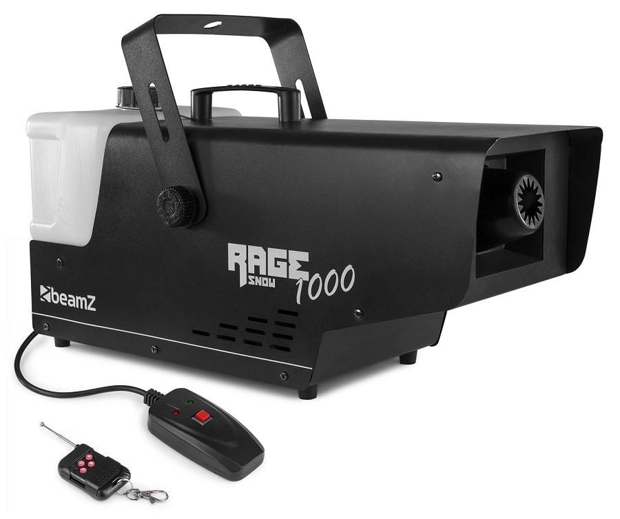 Máquina de Neve c/ Comando sem Fios (RAGE SNOW 1000) - BEAMZ