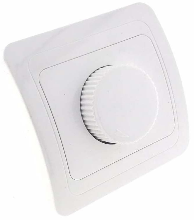 Regulador de Luz (60 .. 300W) 220V p/ Interior