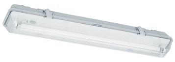 Armadura Fluorescente Estanque 2x 18W 220V (60cm) - GSC