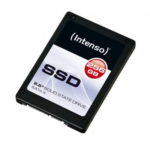 Disco TOP SSD 2,5 256GB SATA III - INTENSO