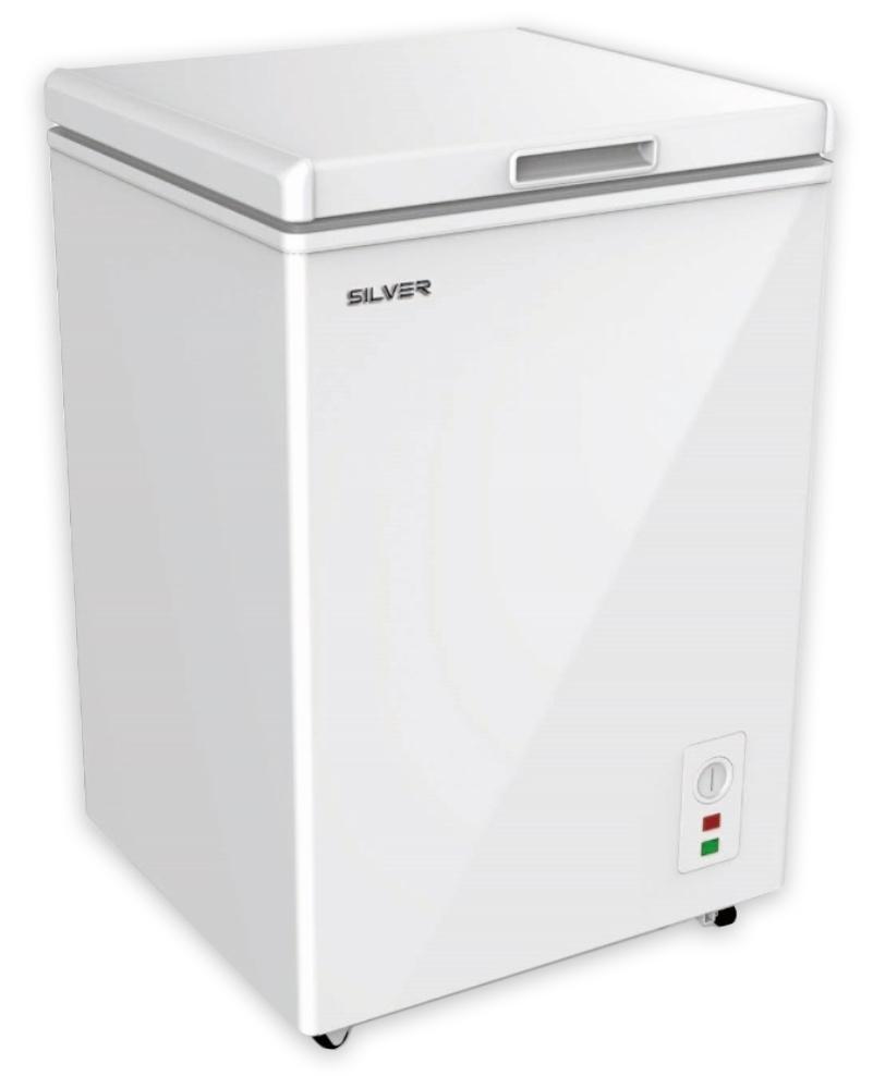 Arca Congeladora Horizontal A+ 93L (IPAH93L) - SILVER