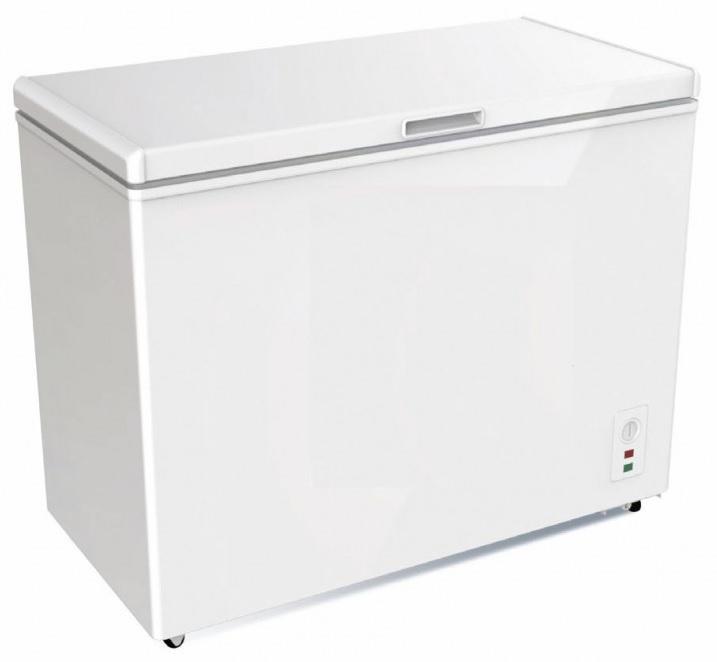 Arca Congeladora Horizontal A+ 144L (IPAH144L) - SILVER